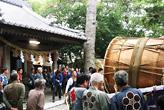舞阪岐佐神社太鼓祭り