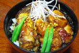 牡蠣カバ丼by松の家
