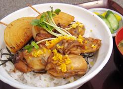 浜名湖名物ご当地グルメ 牡蠣カバ丼 | 浜名湖かんざんじ温泉観光協会