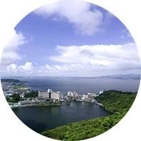 浜名湖の風景 | 浜名湖かんざんじ温泉観光協会