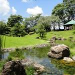 万葉の森_曲水庭園