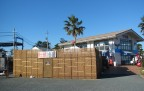 海湖館牡蠣小屋