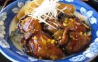 浜乃木 牡蠣カバ丼(見本)